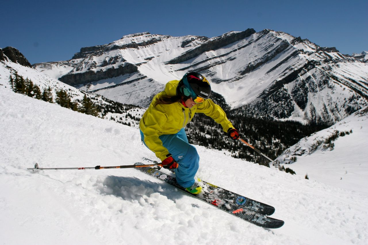 lake louise spring claire